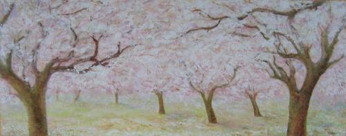 In een roze wolk